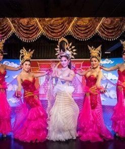 Vé Show Diễn Blue Dragon Cabaret Ở Krabi