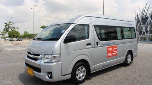 Đặt xe đưa đón tại sân bay (Đón tại HKT) cho Phuket