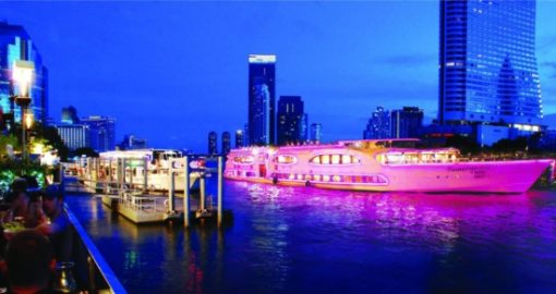 Buffet tối trên du thuyền Grand Pearl