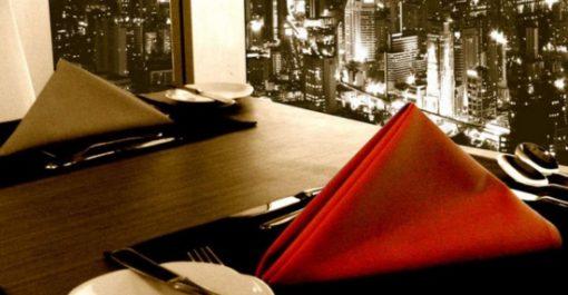 Nhà hàng Crystal Grill Baiyoke Sky Hotel tầng 82