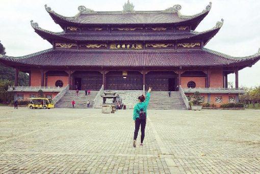 Tour du lịch Tràng An chùa Bái Đính 1 Ngày