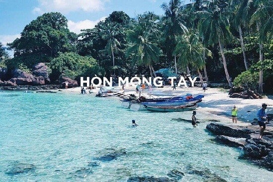 Tour 2 Đảo: Khám Phá Hòn Móng Tay, Hòn Dăm Ngang hoặc Hòn Mây Rút - Kite  travel Việt Nam