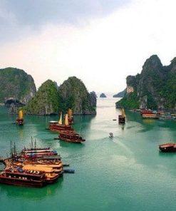 Tour du lịch Hà Nội - Hạ Long 3 ngày 2 đêm (1 đêm tàu, 1 đêm khách sạn)