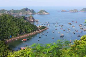 Tour du lịch Hà Nội - Hạ Long - Cát Bà 3 ngày 2 đêm