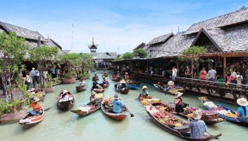 Thuê xe riêng đi giữa Pattaya và Bangkok của Thai Rhythm