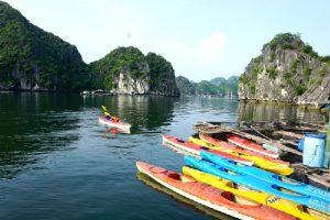 Tour Vịnh Lan Hạ - Làng chài Việt Hải - Chèo Kayaking 1 ngày