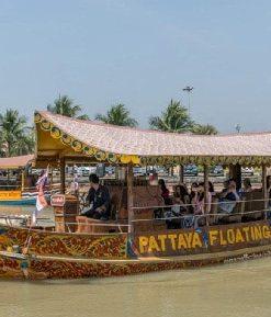 Vé chợ nổi Pattaya