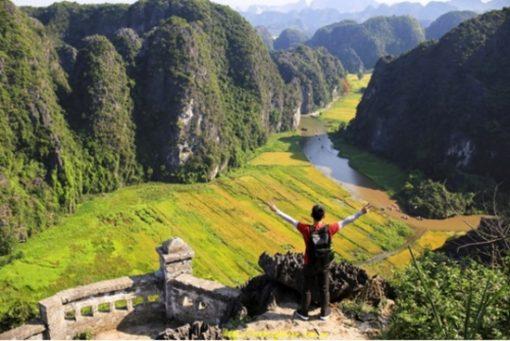 Tour du lịch Tràng An - Hang Múa 1 ngày