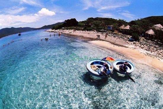 Tour Hòn Mun – Làng Chài – MINI BEACH
